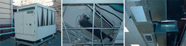 фанкойлы, чиллеры, центральные кондиционеры, промышленные кондиционеры, системы кондиционирования, системы вентиляции и кондиционирования, кондиционеры carrier, теплогенераторы